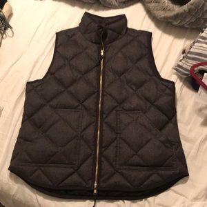 J. Crew vest size L
